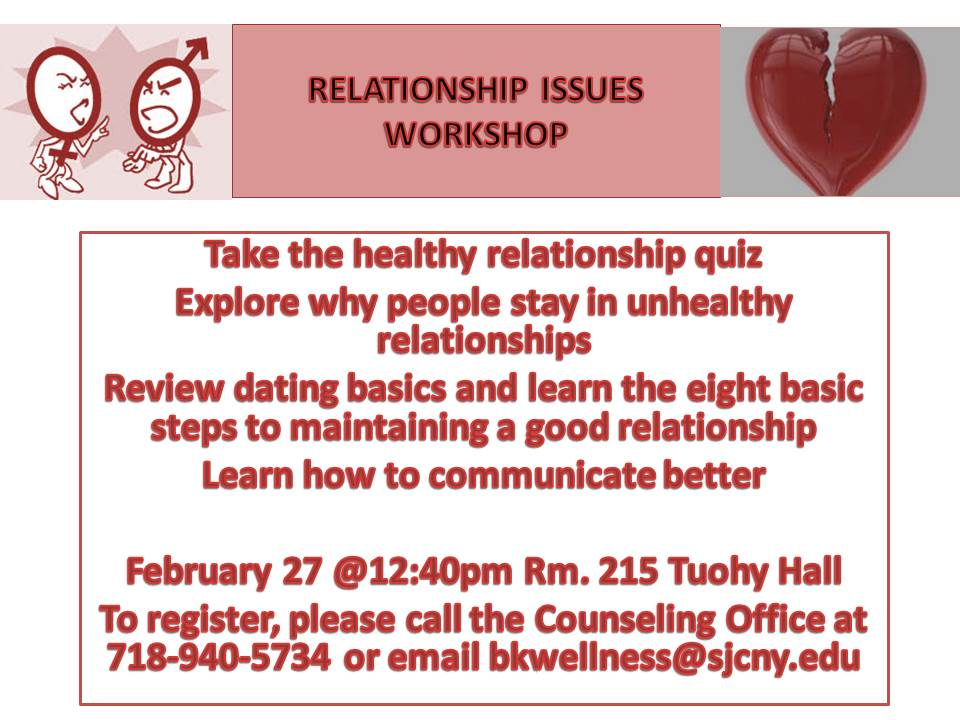 campus issues dating relationship