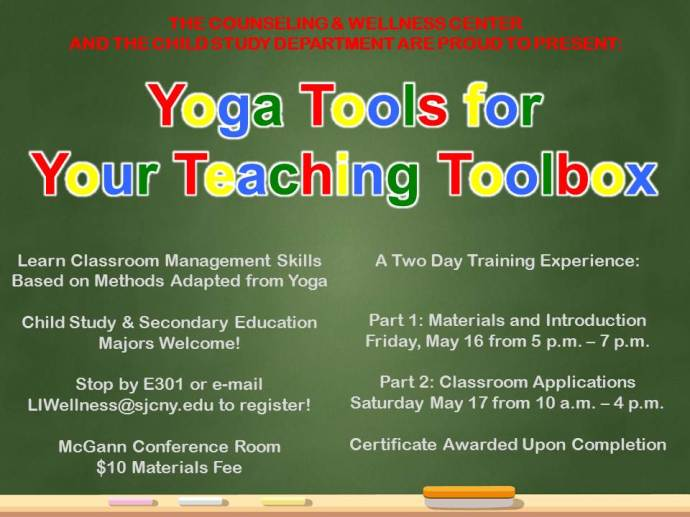 Yoga Education Teaching Toolbox - 2014