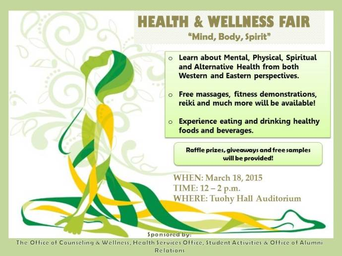Health and wellness fair 2015 flyer (1)